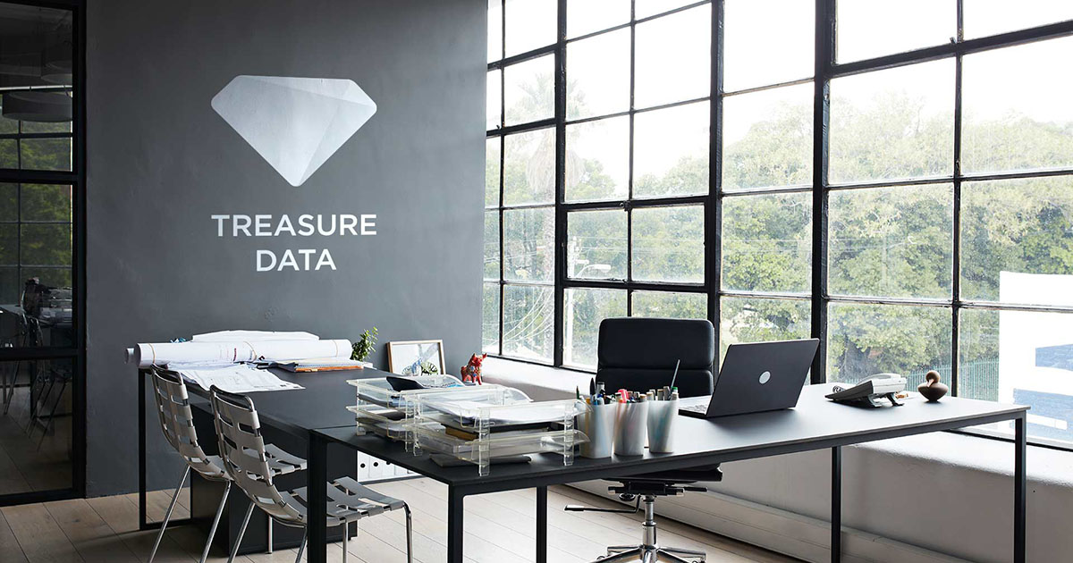 treasure data office image