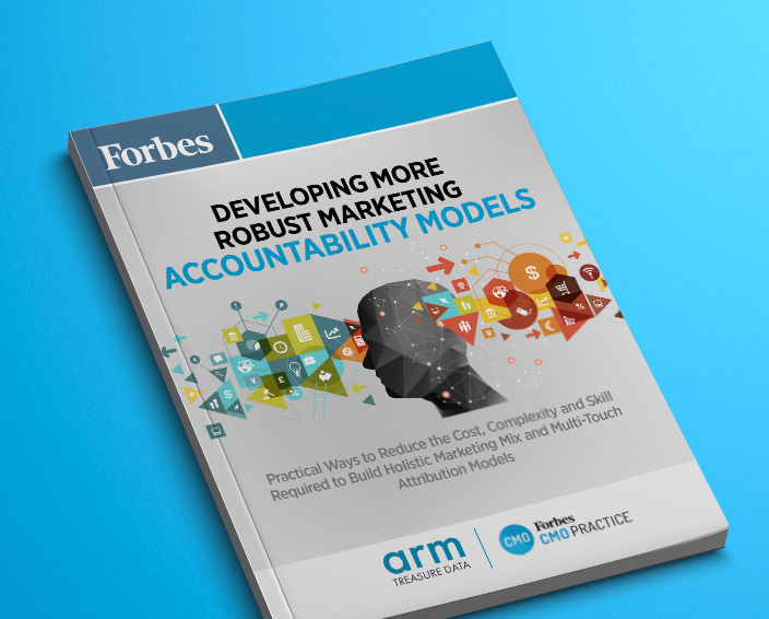A Forbes CMO Practice Report for Marketing Effectiveness
