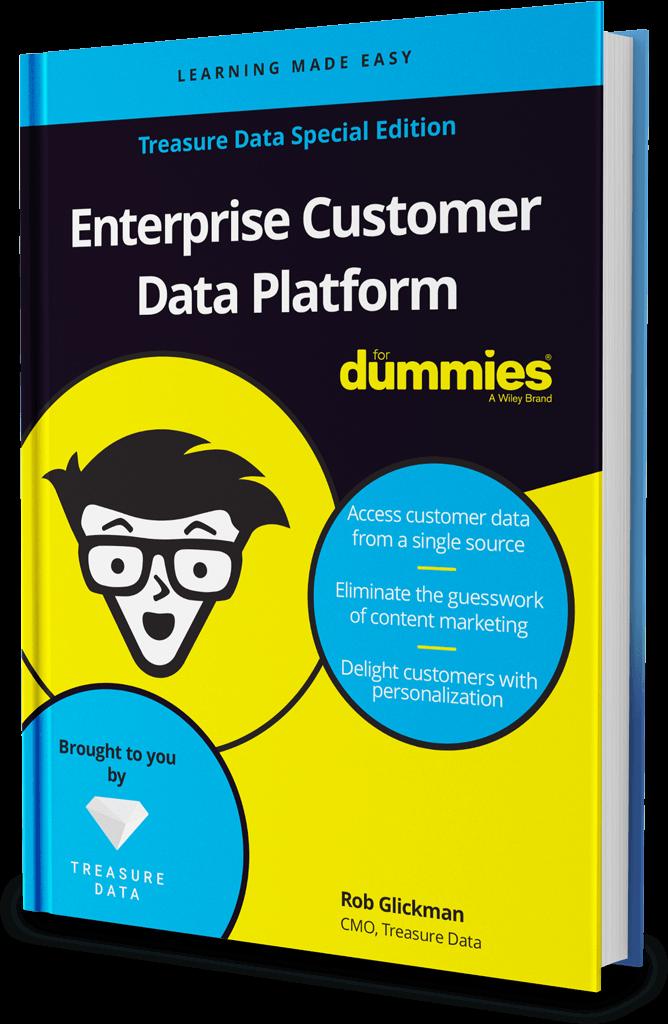The Dummies Guide to Enterprise Customer Data Platforms