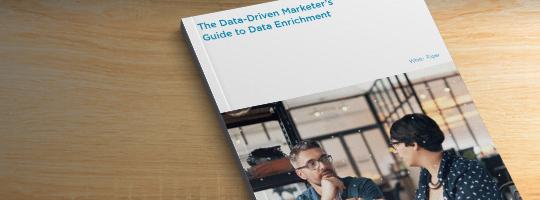 Data-Driven Marketer's Guide to Data Enrichment